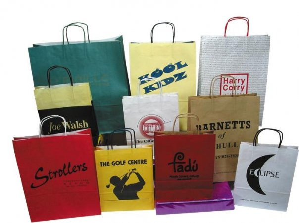 Paper Bag, Souvenir Bag, Shopping Bag
