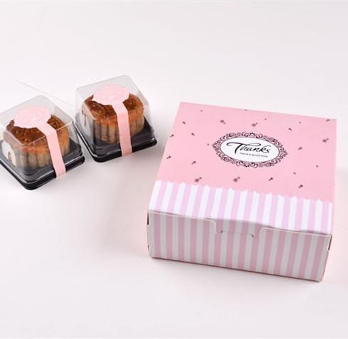 hard box mooncake